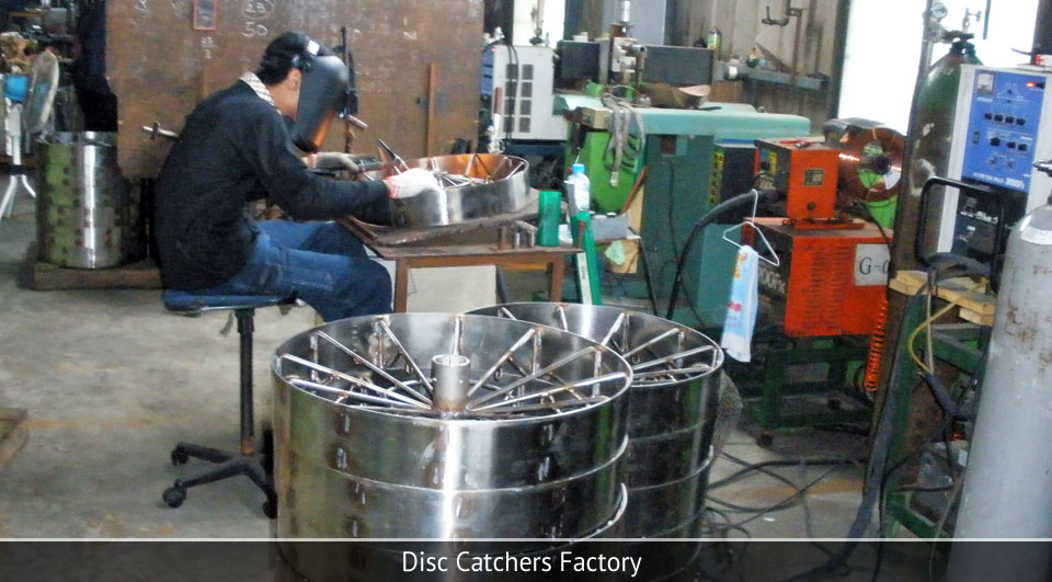 Factory Workers at Overseas Manufacturing Consulting in China and Tawain