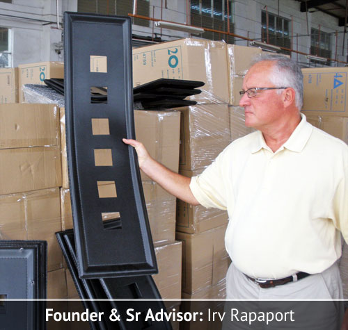 China Outsourcing Founder and Advisor Irv Rappaport