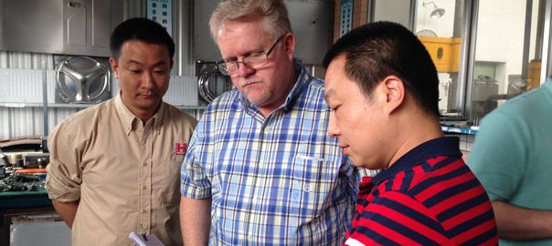 Taiwan and China Manufacturing Consultants and Product Line
